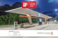 THE SMART BHLS TRANSOCEÂNICA STATIONS WON THE GERMAN IF DESIGN AWARD 2020
