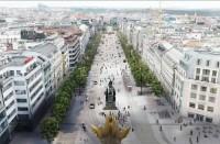 Rekonstrukce Václavského náměstí