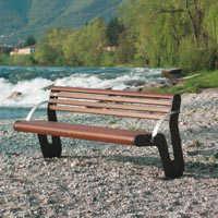 parková lavička