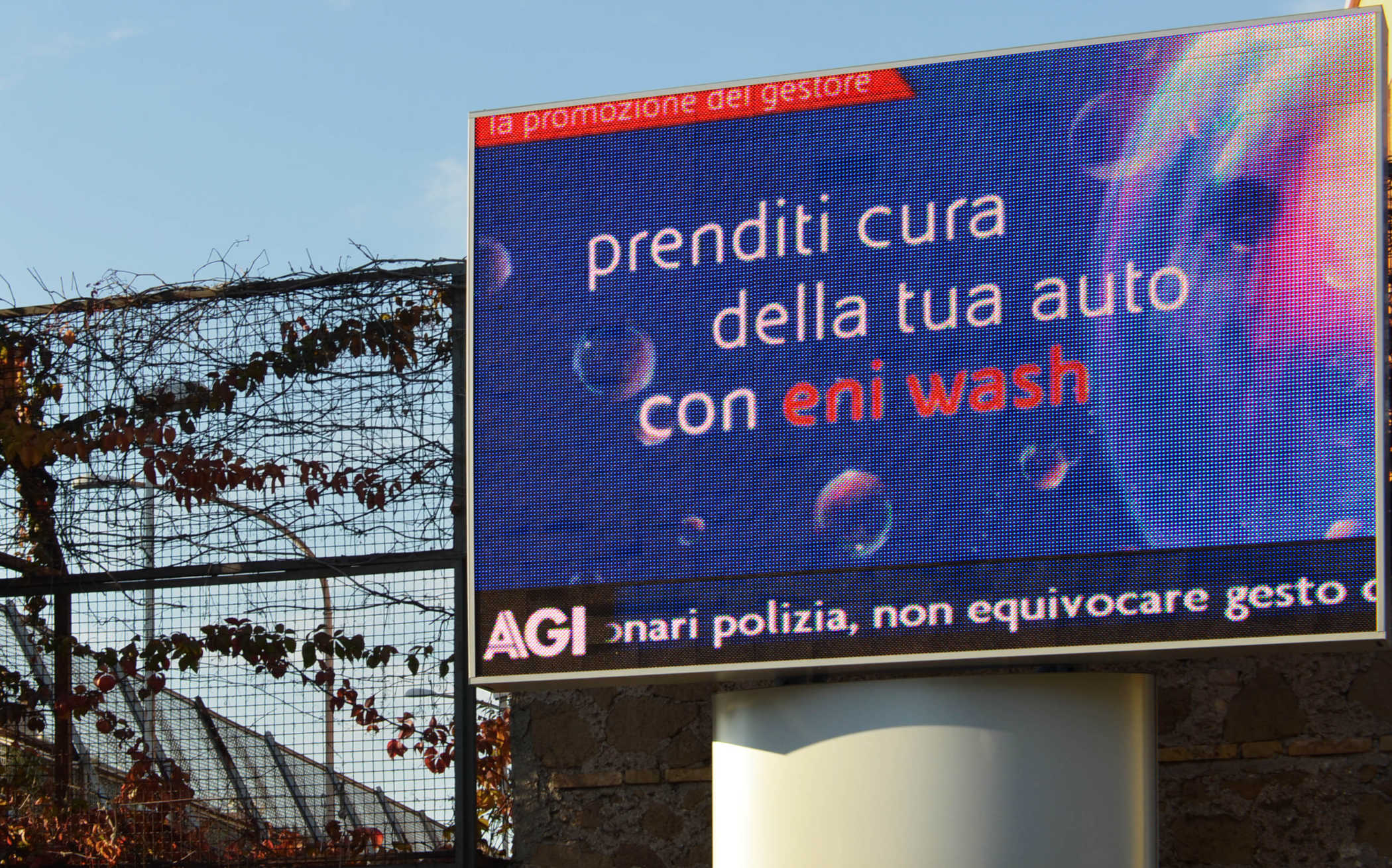 project carried out on behalf of AD Comunicazione